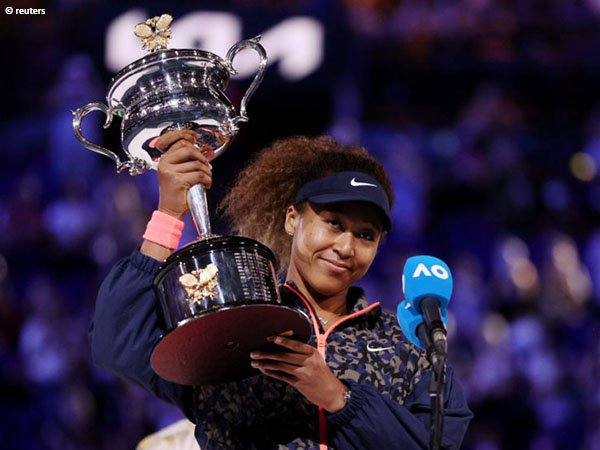 Naomi Osaka telah kantongi empat gelar Grand Slam