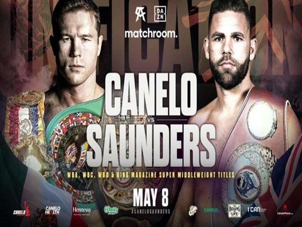Pertarungan Canelo ALvarez vs Billy Joe Saunders dipercaya bisa dihadiri 70.000 penggemar