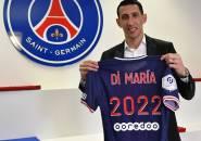 Resmi! Angel Di Maria Teken Kontrak Baru di Paris Saint-Germain