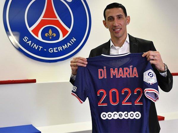Winger Paris Saint-Germain, Angel Di Maria.