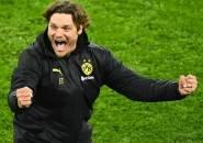 Borussia Dortmund Kalahkan Hertha Berlin, Edin Terzic Mengaku Puas