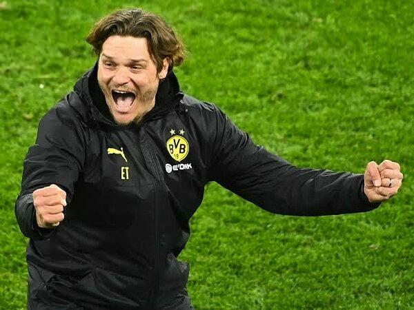 Edin Terzic puas dengan kemenangan Borussia Dortmund atas Hertha Berlin