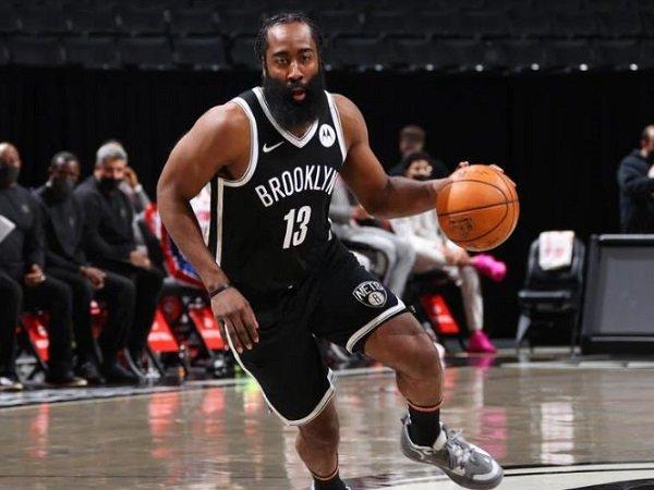 Bintang andalan Brooklyn Nets, James Harden. (Images: Getty)