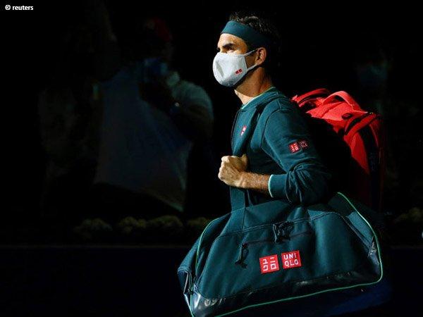 Roger Federer banyak terlibat dengan pekerjaan yayasannya ketika menepi dari dunia tenis