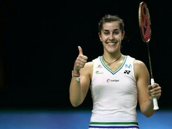 Mengapa Carolina Marin Absen di Kejuaraan All England?