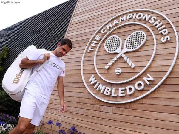 Roger Federer prioritaskan Wimbledon musim 2021