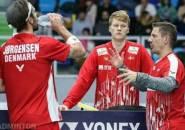 Pelatih nasional Denmark dinyatakan positif COVID-19 di All England