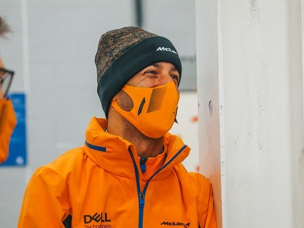 Pebalap anyar McLaren, Daniel Ricciardo.
