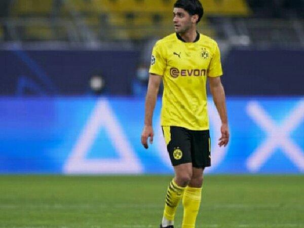 Mahmoud Dahoud dari Borussia Dortmund jadi incaran dua klub Liga Premier