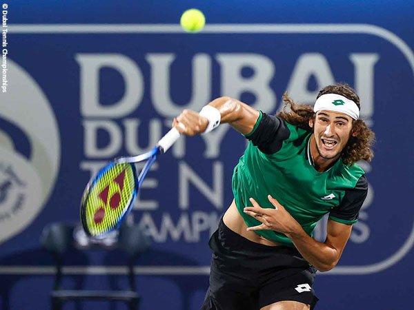 Lloyd Harris melaju ke semifinal di Dubai musim 2021