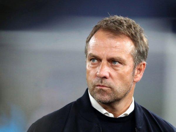Manajer Bayern Munich Hansi Flick