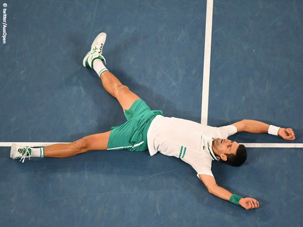Novak Djokovic lebih memilih keluarga ketimbang turun di Miami Open 2021