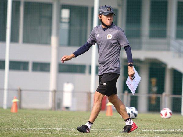 Pelatih timnas Indonesia, Shin Tae-yong/foto dok pssi