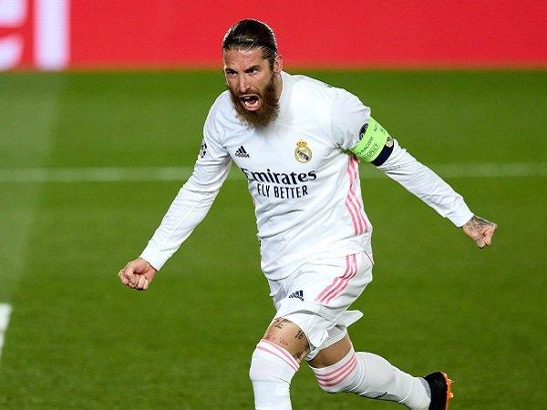 Sergio Ramos tak ada dalam skuat Real Madrid untuk menghadapi Celta Vigo.