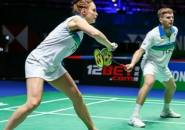 Wakil Inggris Marcus/Smith Lolos Semifinal All England 2021