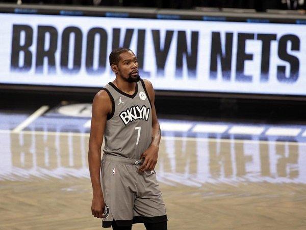 Brooklyn Nets enggan paksakan Kevin Durant bermain jika belum pulih seratus persen.