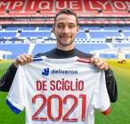 Bahagia di Lyon, Mattia De Sciglio Tak Berniat Balik ke Juventus