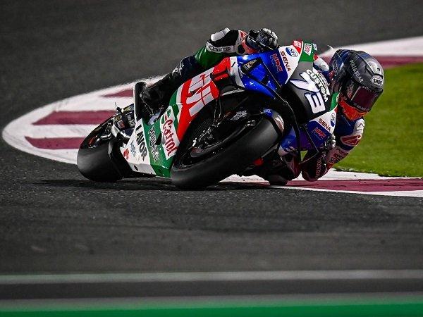 Alex Marquez belum puas dengan kecepatan motor Honda sejauh ini.