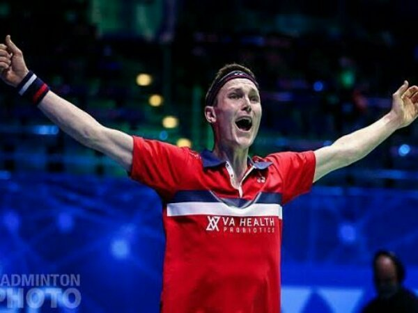 Kandaskan Anders Antonsen, Victor Axelsen ke Final All England 2021