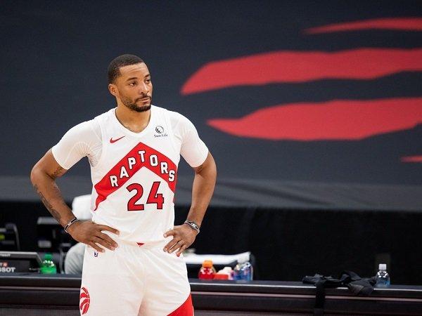 Toronto Raptors berpotensi segera pisah dengan Norman Powell.