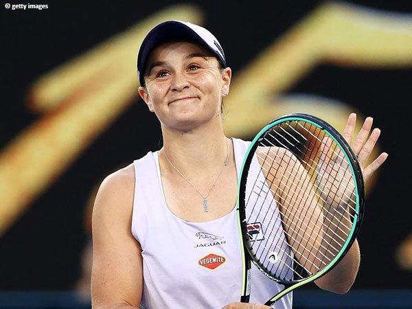 Ashleigh Barty akan tampil di Miami Open 2021 sebagai juara bertahan