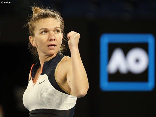 Simona Halep ingin mengharumkan nama Rumania di turnamen internasional