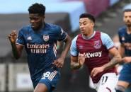 Thomas Partey Minta Arsenal Belajar dari Hasil Imbang Lawan West Ham