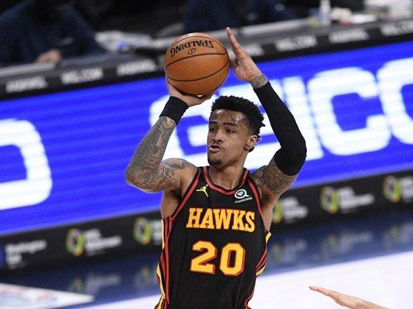 Atlanta Hawks tak tertarik dengan tawaran Dallas Mavericks terkait pertukaran John Collins.
