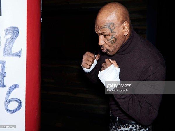FIlm biografi Mike Tyson akan segera diluncurkan