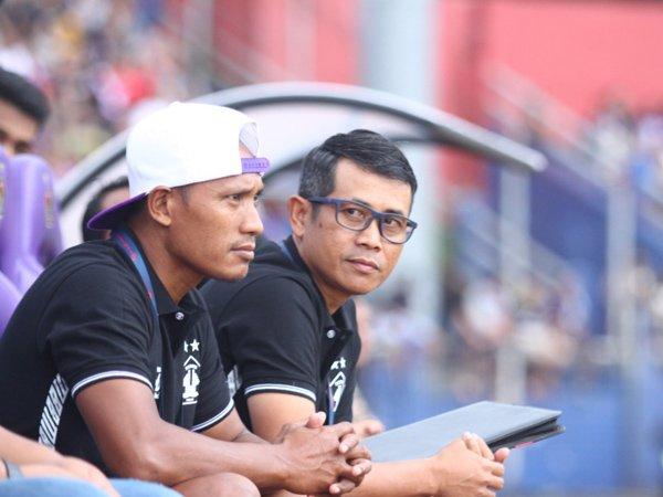 Pelatih Persik Kediri, Joko Susilo atau Gethuk