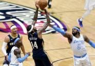 New Orleans Pelicans Pulangkan Los Angeles Lakers Dengan Tangan Hampa