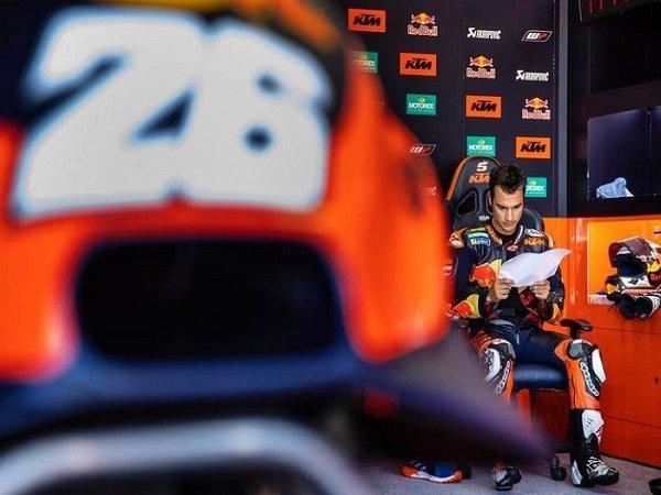 KTM berharap Dani Pedrosa bisa buat kejutan lagi.