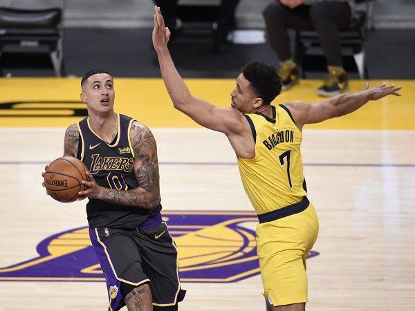 Kyle Kuzma ingin bawa Lakers bangkit dari keterpurukan.