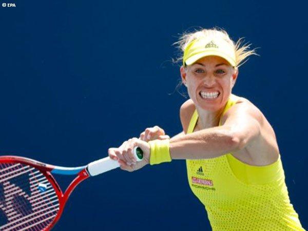 Angelique Kerber meluncur ke babak ketiga Miami Open 2021
