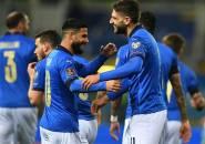 Domenico Berardi dan Ciro Immobile Antar Italia Tundukkan Irlandia Utara
