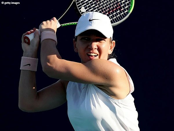 Simona Halep melangkah ke babak ketiga Miami Open 2021