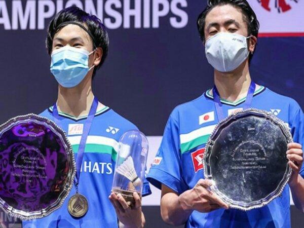 Menangi All England, Endo dan Yuta Naik ke Peringkat 4 Dunia