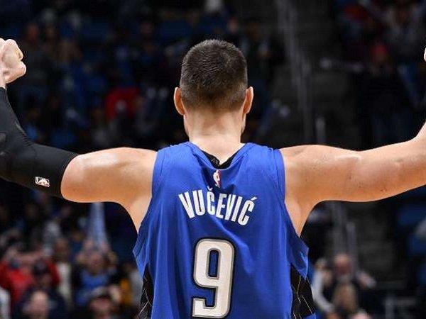 Nikola Vucevic resmi meninggalkan Orlando Magic ke Chicago Bulls.