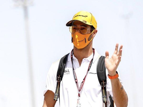 Tekad kuat Daniel Ricciardo untuk bawa McLaren finish di tiga besar klasemen akhir F1 2021.