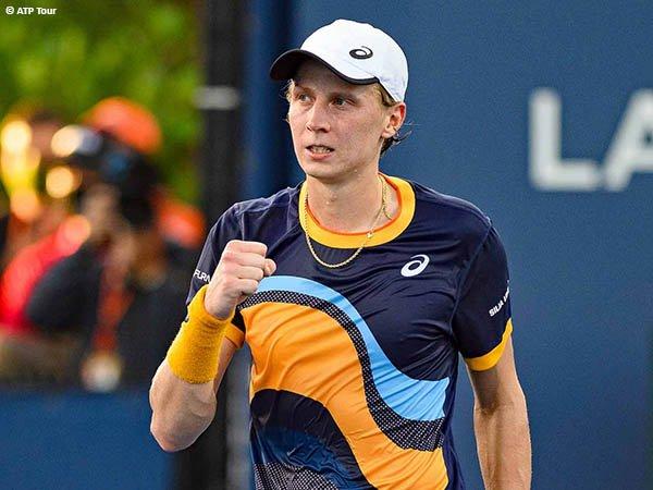 Emil Ruusuvuori tembus babak ketiga Miami Open 2021