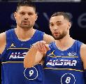 Zach Lavine Antusias Berduet Dengan Nikola Vucevic