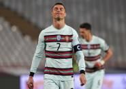 Cristiano Ronaldo Mencak-Mencak usai Gol Kemenangan Portugal Dianulir