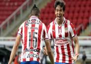 Lazio dan Roma Berminat Untuk Rekrut Duo Bintang Guadalajara
