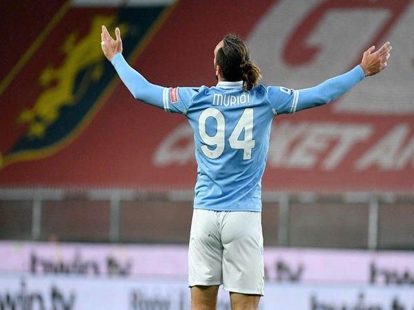 Lazio diminta jangan putus asa dengan Muriqi