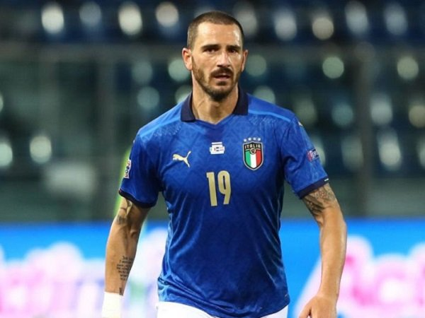 Leonardo Bonucci sebut Bulgaria bisa menyulitkan Italia.