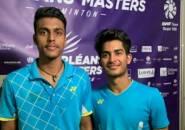 Tak Diunggulkan, Ganda Putra India Tembus Final Orleans Masters 2021