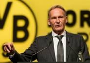 Hans-Joachim Watzke Tanda Tangan Perpanjangan Kontrak dengan Dortmund