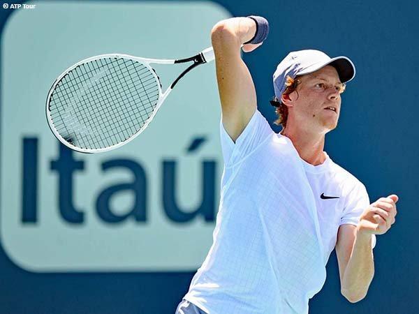 Jannik Sinner melangkah ke babak keempat Miami Open 2021