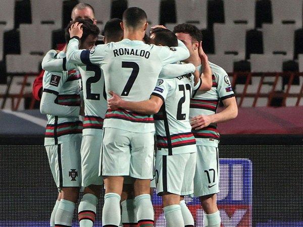 Portugal perlu kembali ke jalur kemenangan saat menghadapi Luksemburg.