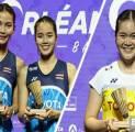 Thailand Bawa Pulang Dua Gelar di Orleans Masters 2021